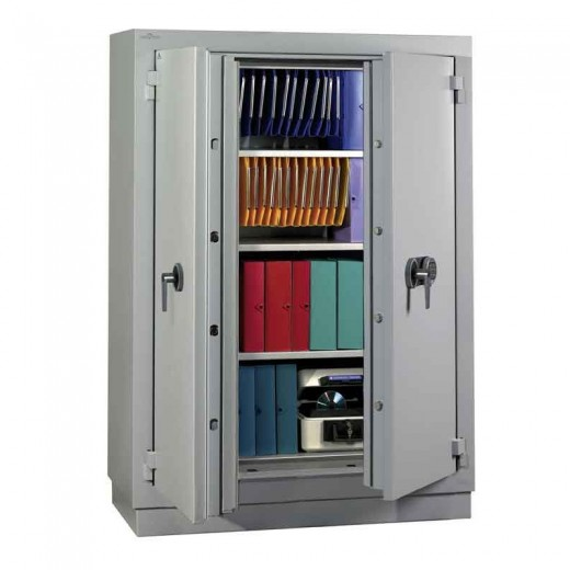 Armoire forte ignifuge 2 heures Papier Paper Fire 750