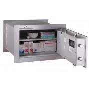 Caja Fuerte para Empotrar Hartmann Tresore Mural 60 VDS-Cerradura de Llave + Cerradura Mecánica