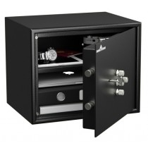 Caja fuerte Ref: HT0030N1/S1 Cerradura de llave + mécanica de discos  A2P