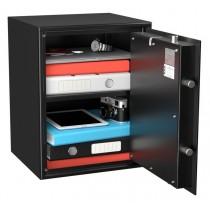 Caja fuerte Ref: HT0060N1/S1 Cerradura de llave + mécanica de discos  A2P