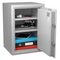 Caja fuerte Ref: MB0060G2 Cerradura de llave + mécanica de discos  A2P