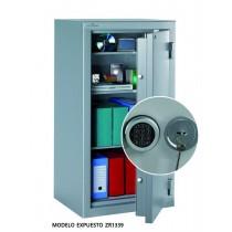 Caja fuerte Zephir ZR1506G6 Cerradura de llave + Electrónica