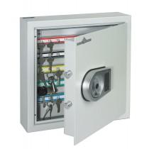 Armario Blindado Porta Llaves - Clés Protect 10-Cerradura de Llave + Cerradura Mecanica