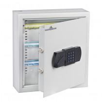 Armario Blindado Porta Llaves - Clés Protect 60-Cerradura Electronica