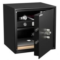 Caja fuerte Ref: HT0050N1/S1 Cerradura de llave + mécanica de discos  A2P