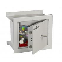 Caja fuerte para empotrar WB2 Cerradura de llave A2P