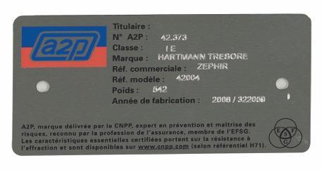 Etiqueta A2P